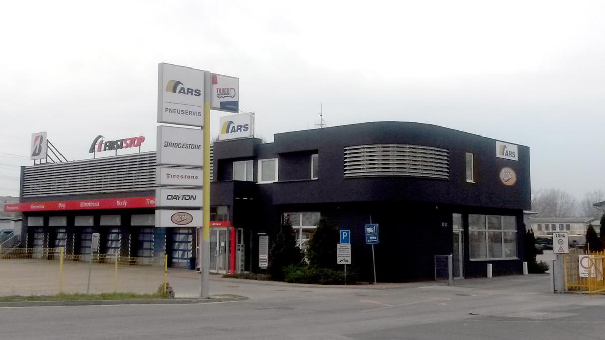 A.R.S. spol. s r.o. Banská Bystrica, 1