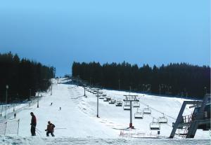 Jasenská dolina - lyžiarske stredisko Belá - Dulice, 1