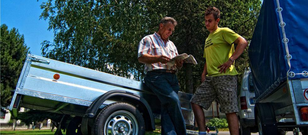 Unikol - prívesy a ťažné zariadenia Vranov nad Topľou, 1