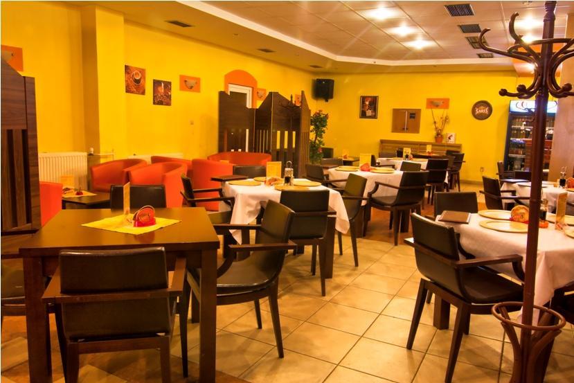 Reštaurácia Astra, 1