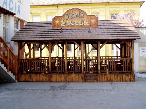 Nevada Pub a reštaurácia Rozvoj, 1