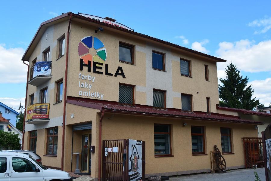 HELA - farby, laky, omietky Banská Bystrica, 1