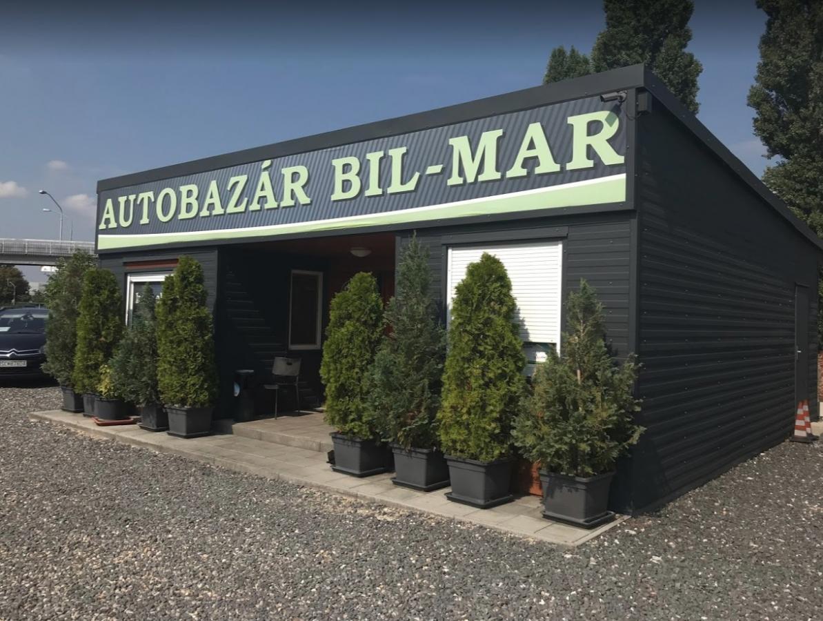 AUTOBAZÁR BIL-MAR Bratislava, 1