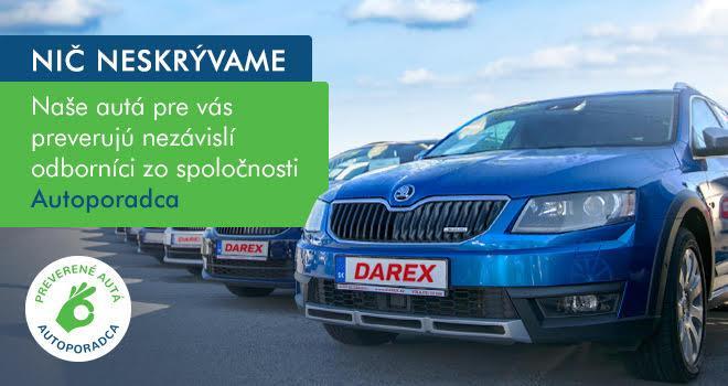 Autobazár DAREX - autá so zárukou Bratislava, 1
