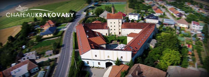 Chateau Krakovany - vínny dom, výroba vína, reštaurácia, 1