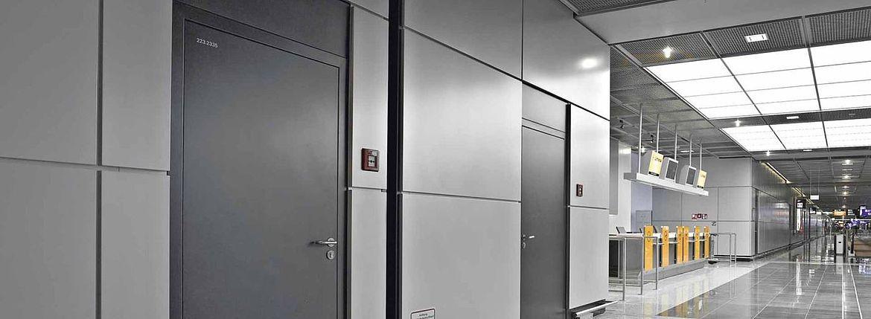 Hörmann - garážové brány, domové dvere a vnútorné dvere Senec, 1