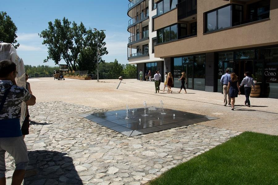 BEGRA s.r.o. - jazierka a fontány Bratislava, 1