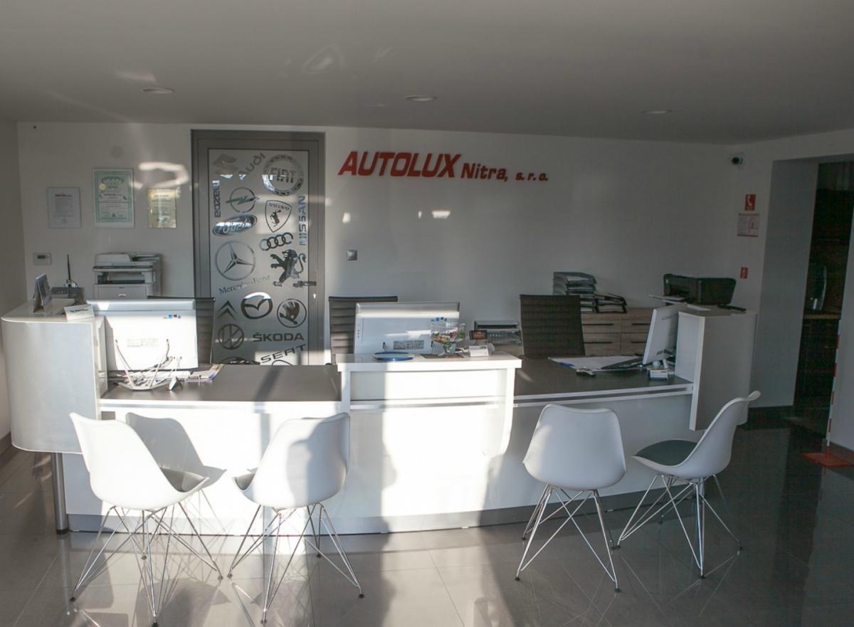 Autoservis AUTOLUX Nitra, 1