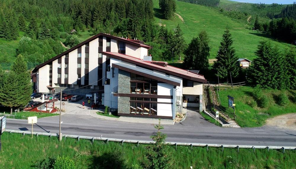 Hotel Barbora Malužiná Malužiná, 1