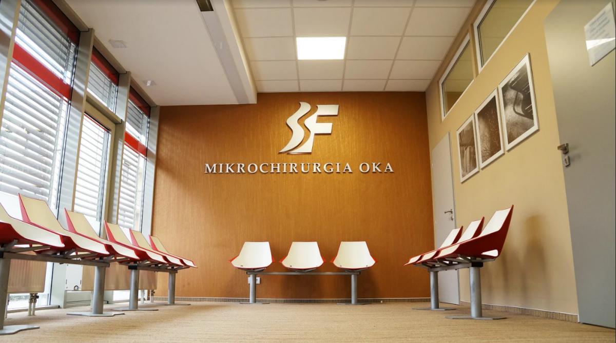 3F Mikrochirurgia oka Košice, 1