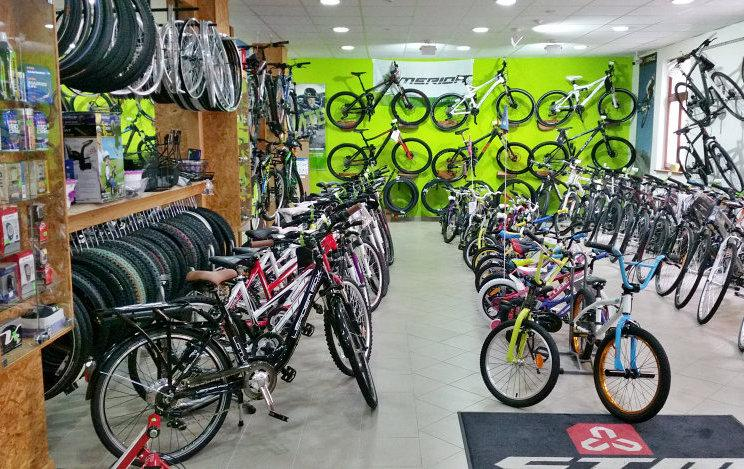 SPAIZ - bicykle, 1