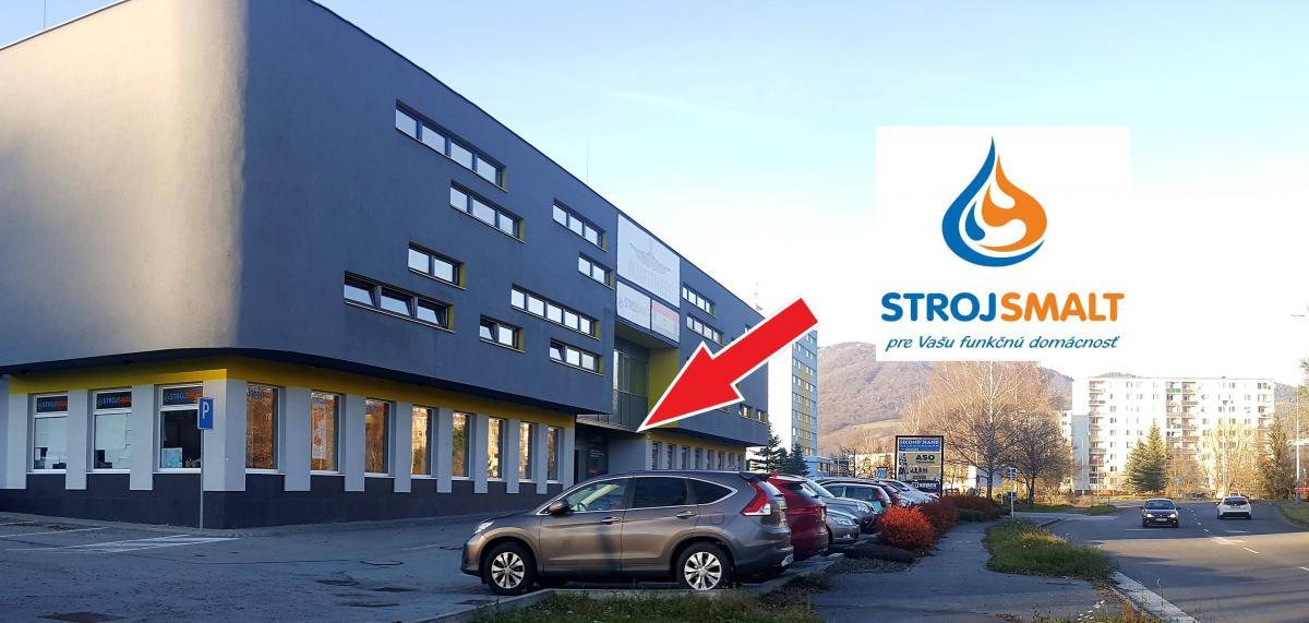 STROJSMALT, s.r.o. Banská Bystrica, 1