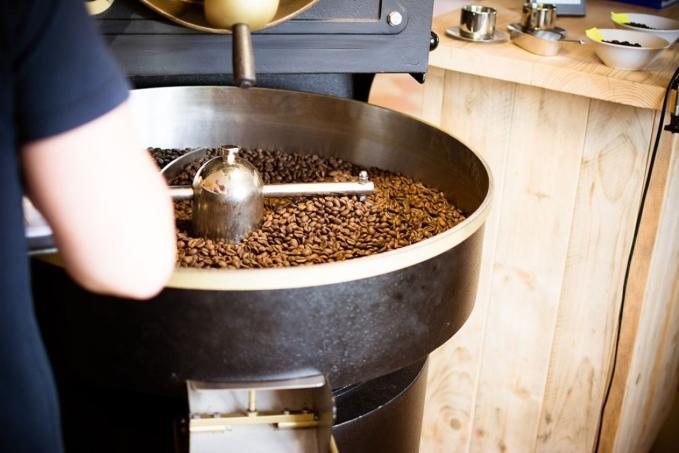 COFFEE FACTORY pražiareň kávy Banská Bystrica, 1