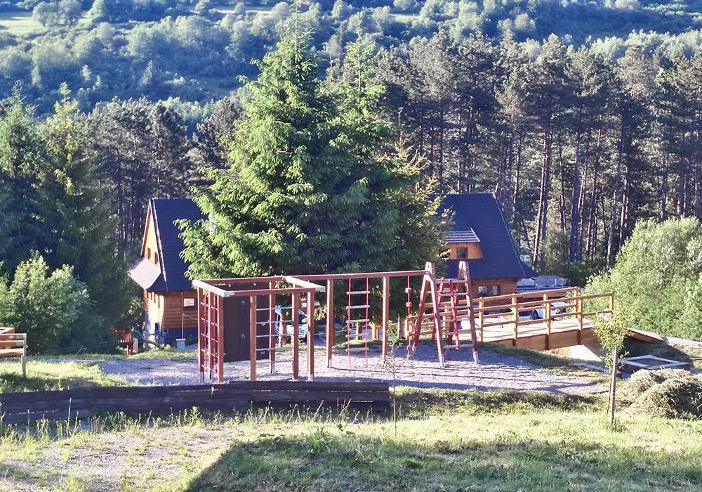 Drevenice Terchová resort, 1
