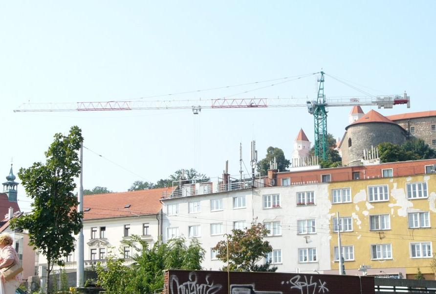 ELEVAR s.r.o. - žeriavy Košťany nad Turcom, 1