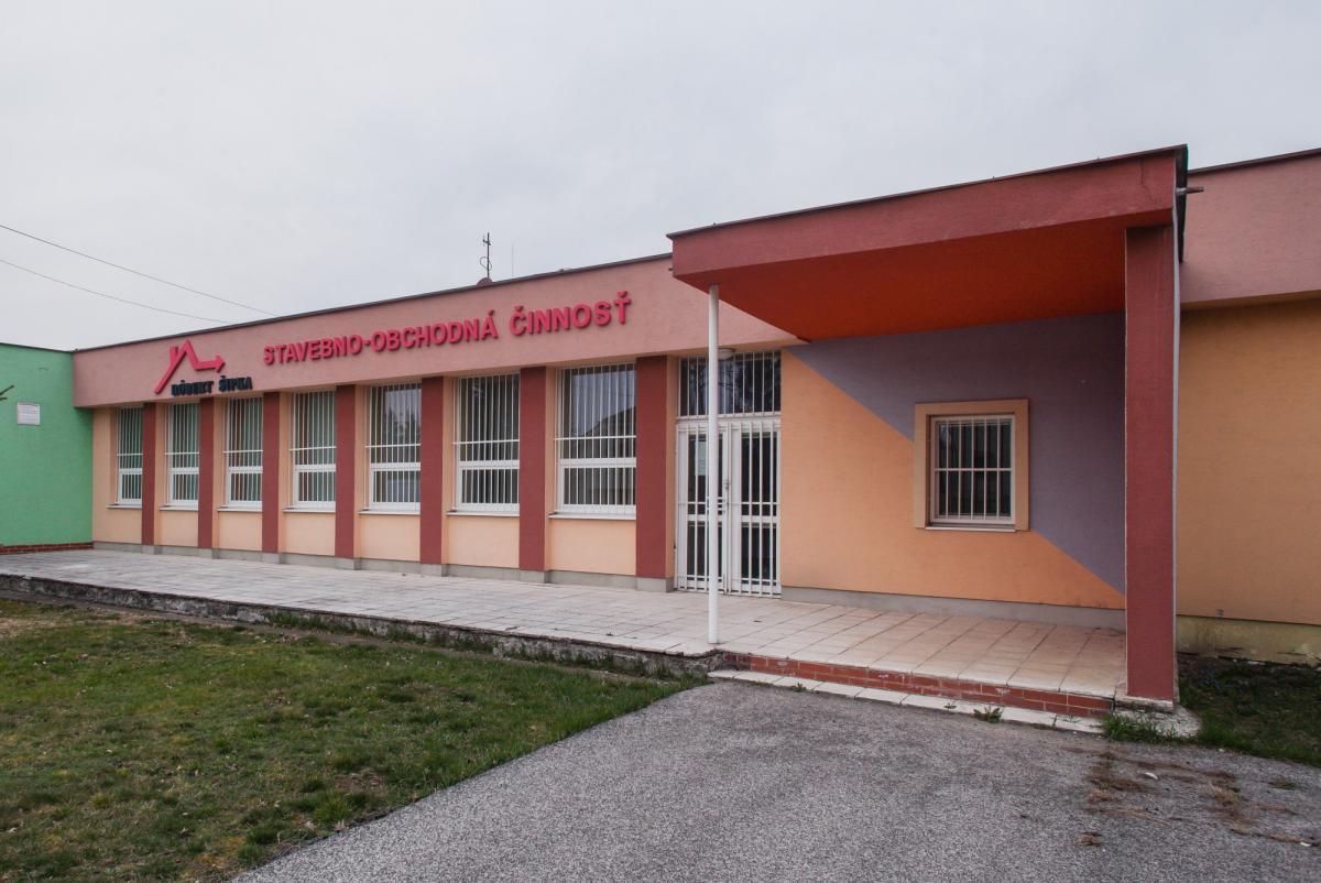 Robert Šipka stavebná firma Sereď, 1