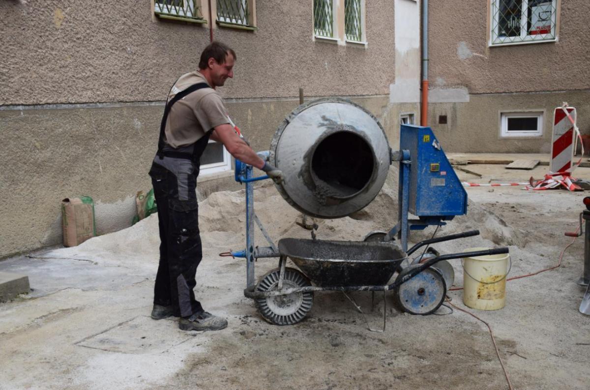 AMSTAVBA - krtkovanie, čistenie kanalizácií Banská Bystrica, 1