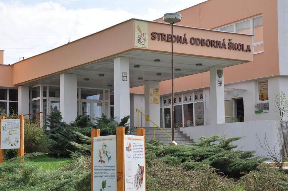 Stredná odborná škola pod Bánošom Banská Bystrica, 1