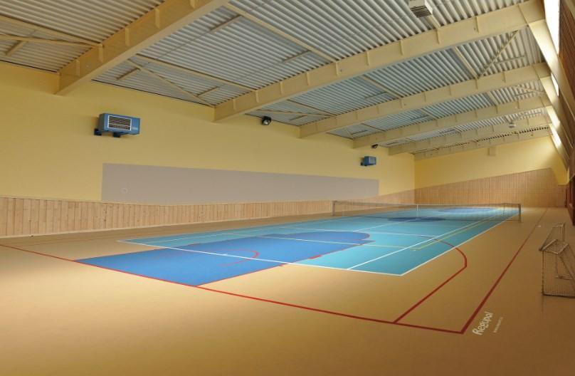 Športcentrum Ekoma Zvolen, 1