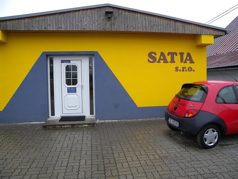 SATIA - okná Varín, 1