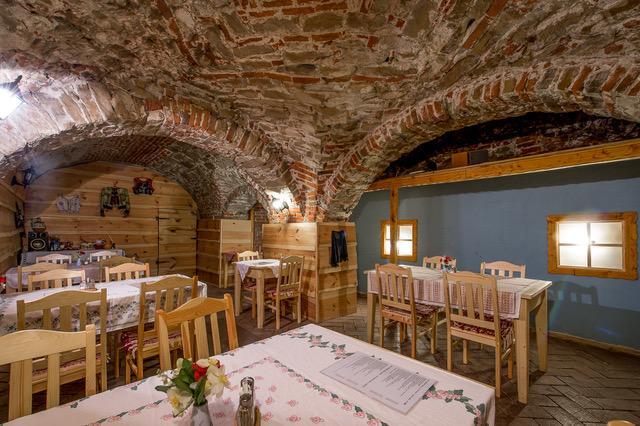 Reštaurácia ŠARIŠSKÁ CHIŽA, 1