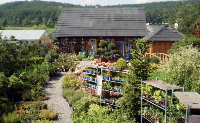 Záhradné centrum Vígľaš Vigľaš, 1