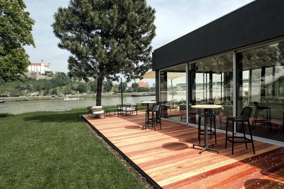 Aušpic restaurant - lounge bar, 1