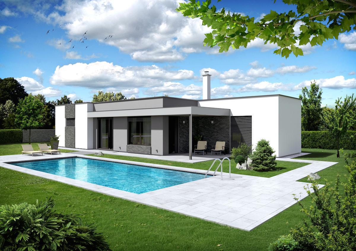 3M Dom, montované domy Bratislava, 1