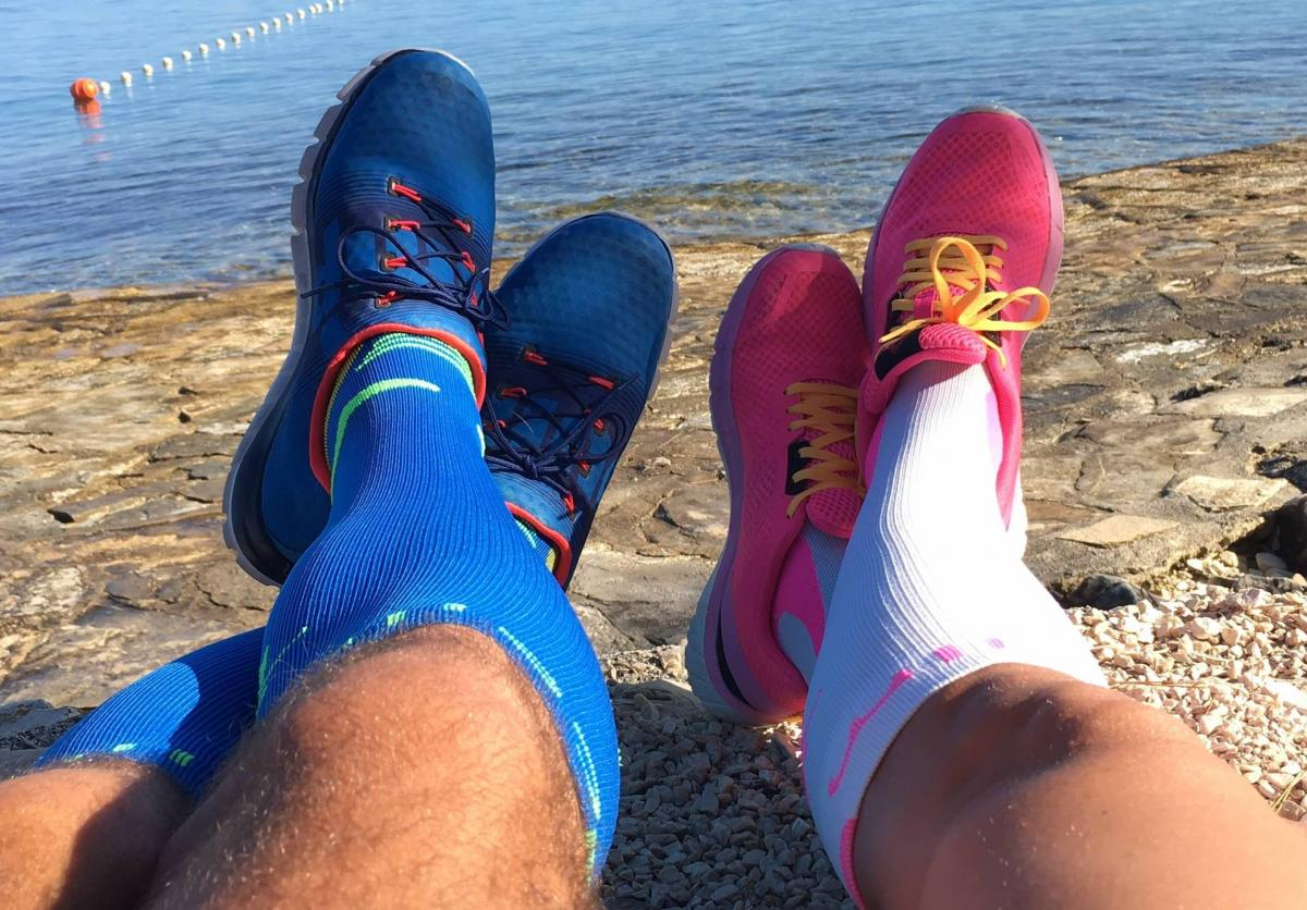 COLLM - ponožky, fitnes legíny Banská Bystrica, 1