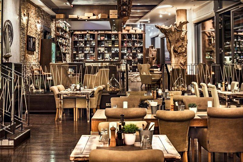 Reštaurácia Brasserie La Marine, 1