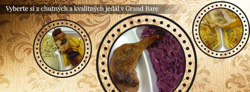 Grand Bar - reštaurácia, rozvoz jedál, 1