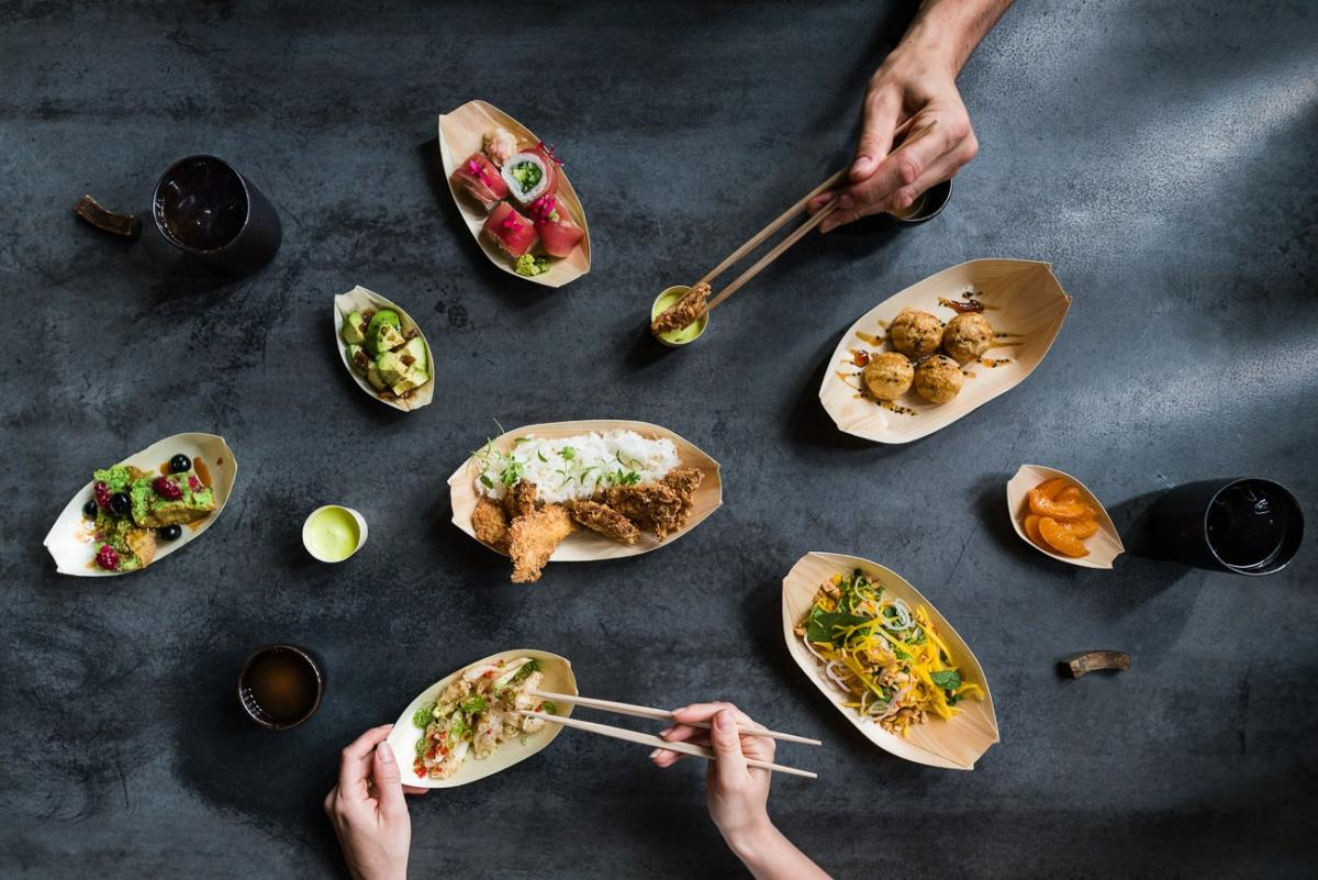 FOU ZOO Pan Asian Restaurant, 1