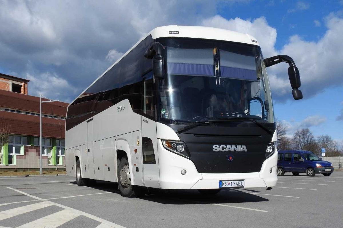 Minibuseuropa s.r.o. - autobusová doprava Družstevná pri Hornáde, 1