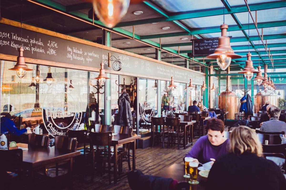 Reštaurácia PATRÓNSKY PIVOVAR, 1