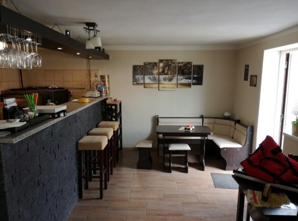 Pizzeria u Krta Badín, 1