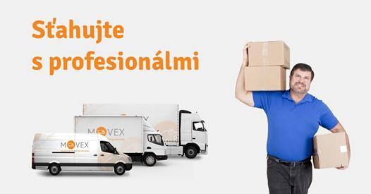MOVEX services - sťahovacia služba, 1