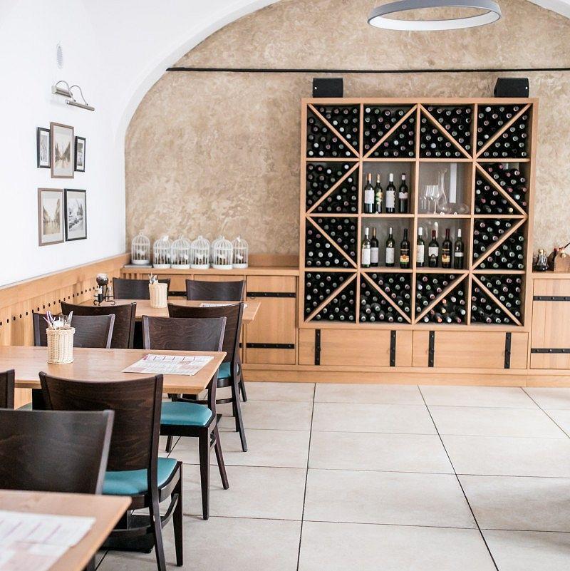 Reštaurácia Wetzlerov Dom, 1