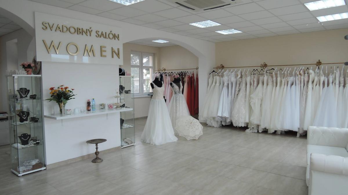 Svadobný salón Women Trenčín, 1