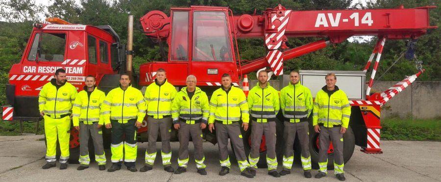 CAR RESCUE TEAM - odťahové a asistenčné služby Banská Bystrica, 1