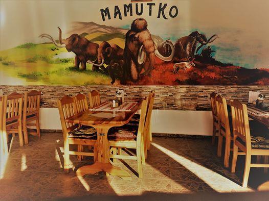 Reštaurácia Mamutko Banská Bystrica, 1