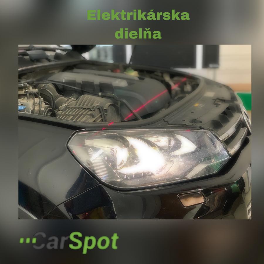 Autoservis CarSpot, 1