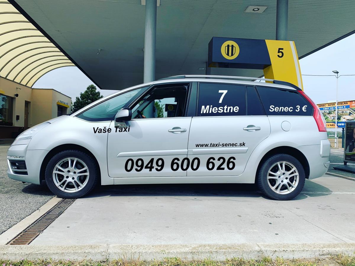 Vaše Taxi Senec, 1