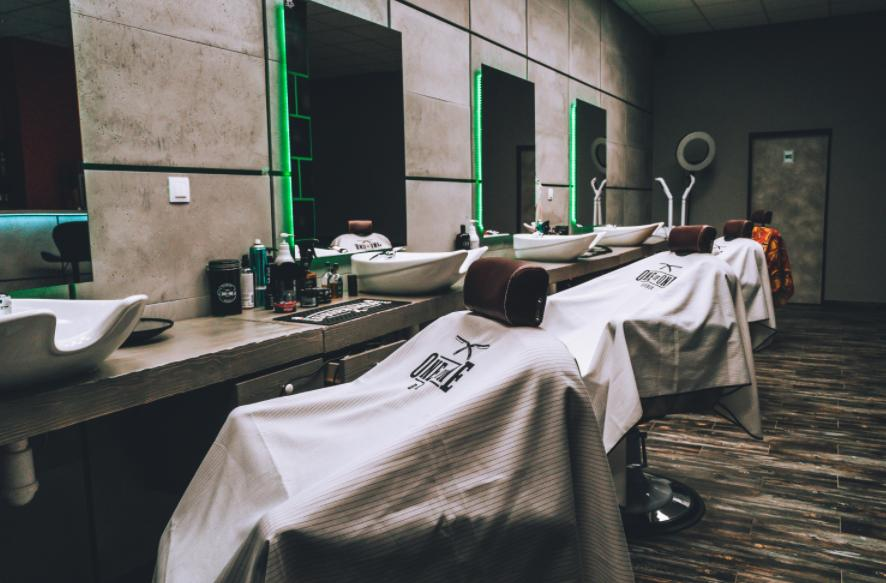 One of One Barber's, 1