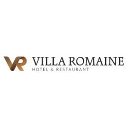 VILLA ROMAINE, Hotel & Restaurant Šahy