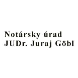 JUDr. Juraj Göbl, notár Košice
