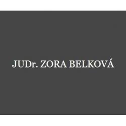 Notársky úrad JUDr. Zora Belková Banská Bystrica