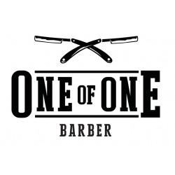 Logo ONE OF ONE BARBER