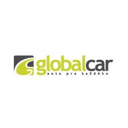 Logo GlobalCar SK, autopožičovňa, osobná preprava