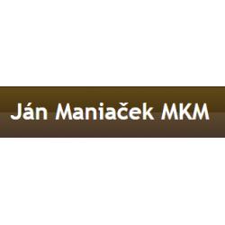 Ján Maniaček MKM - schody, dvere, prístrešky