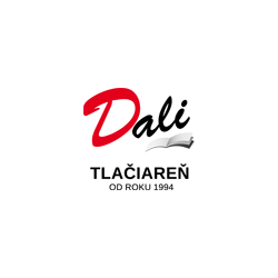 Logo DALIPRINT, tlač, grafika